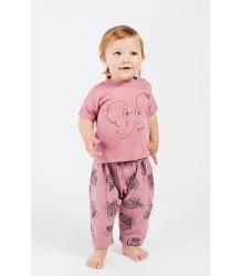 Bobo Choses ELEPHANT KM Baby T-shirt Bobo Choses OLIFANT KM Baby T-shirt