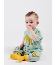Bobo Choses LUIPAARD KM Baby T-shirt Bobo Choses LUIPAARD KM Baby T-shirt