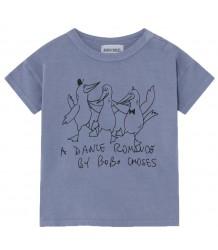 Bobo Choses DANSENDE VOGELS KM Baby T-shirt Bobo Choses DANSENDE VOGELS KM Baby T-shirt