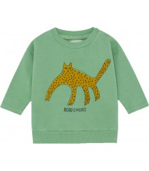Bobo Choses LEOPARD Baby Sweatshirt Bobo Choses LUIPAARD Baby Sweatshirt