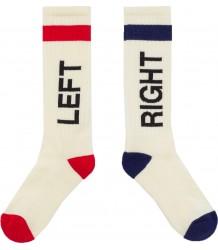 Bobo Choses LEFT RIGHT Knee Socks Bobo Choses RECHTS LINKS Knie Sokken