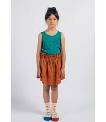 Bobo Choses Ao LEOPARD Woven Flaired Skirt Bobo Choses Ao LUIPAARD Geweven Flaire Rok