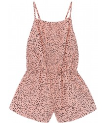 Bobo Choses Aop LUIPAARD Geweven Playsuit Bobo Choses Aop LUIPAARD Geweven Playsuit pink