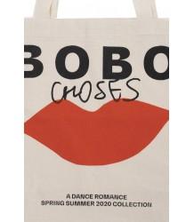 Bobo Choses A DANCE ROMANCE Shopping Bag Bobo Choses A DANCE ROMANCE Katoenen Tas