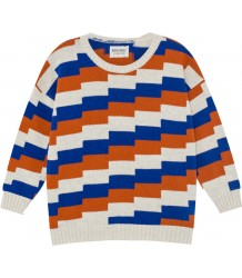 Bobo Choses GEOMETRIC Knitted Jumper Bobo Choses GEOMETRISCHE Gebreide Trui