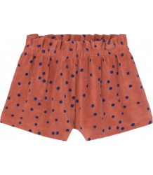 Bobo Choses DOTS Terry Towel Shorts Bobo Choses STIP Badstof Shortje