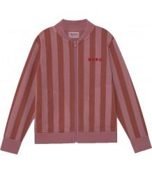 Bobo Choses STREEP Sweatshirt Vest Bobo Choses STREEP Sweatshirt Vest