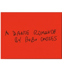 Bobo Choses Flip Boek A DANCE ROMANCE Bobo Choses Flip Book A DANCE ROMANCE
