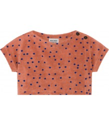 Bobo Choses STIP Badstof Crop Sweatshirt Bobo Choses STIP Badstof Crop Sweatshirt