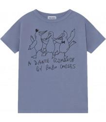 Bobo Choses DANSENDE VOGELS KM T-shirt Bobo Choses DANSENDE VOGELS KM T-shirt