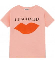 Bobo Choses CHACHACHA KISS SS T-shirt Bobo Choses CHACHACHA KISS KM T-shirt