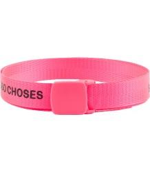 Bobo Choses FLUOR Bobo Choses Belt Pink Bobo Choses FLUOR Bobo Choses Riem Roze