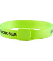 Bobo Choses FLUOR Bobo Choses Riem Groen Bobo Choses FLUOR Bobo Choses Riem Groen