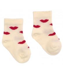 Bobo Choses Ao KISS Short Socks Bobo Choses Ao KUS Korte Sokjes