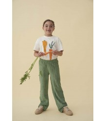 Soft Gallery Elida Broek Basil Soft Gallery Elida Pants Basil