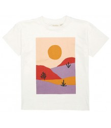 Soft Gallery Dharma T-shirt SCENERY Soft Gallery Dharma T-shirt LANDSCHAP