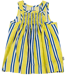 Kidscase Candy Organic Baby Dress - OUTLET Kidscase Candy Organic Baby Dress, yellow