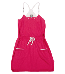 Kidscase Ginger Dress Kidscase Ginger Dress, dark pink