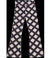 Bengh per Principesse Yoga Pants - OUTLET  Bengh per Principesse Yoga Pants, blue check