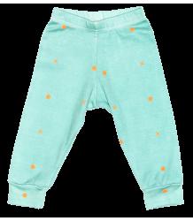 Beau LOves Lounge Pants Beau Loves Lounge Pants, mint, neon orange print