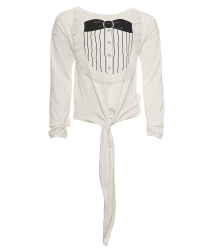 STgirls Talusia - OUTLET ! Supertrash Girls - Talusia - Off white