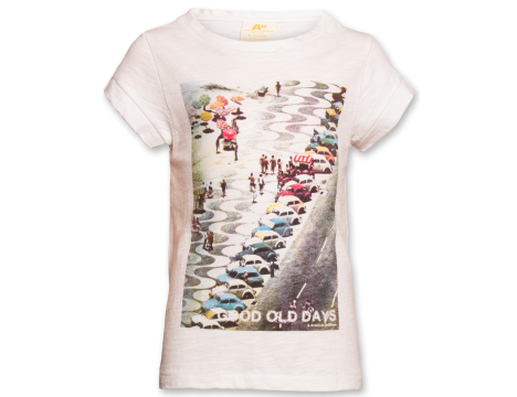 American Outfitters Good Old Days Tee