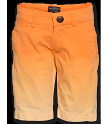 American Outfitters Slack Dip Dye Bermudas - OUTLET American Outfitters, Slack Dip Dye Bermudas, mandarin, orange