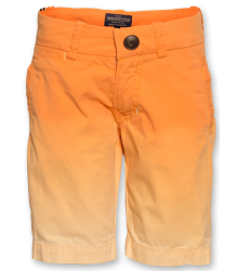 Slack Dip Dye Bermudas American Outfitters, Slack Dip Dye Bermudas, mandarin, orange
