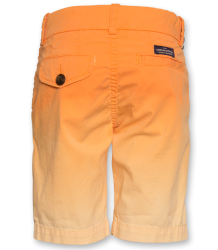 American Outfitters Slack Dip Dye Bermudas - OUTLET American Outfitters, Slack Dip Dye Bermudas, mandarijn oranje