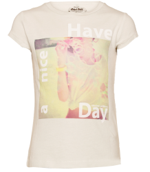 Day Tee American Outfitters Day Tee, soft grey