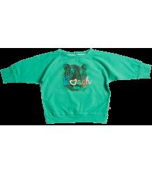 Bengh per Principesse Sweatshirt Bengh per Principesse, Sweatshirt, lion, groen