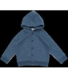 Gray Label Hooded Sweater Gray Label - Hooded Sweater - denim blue