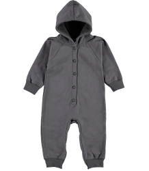 Gray Label Hooded Jumpsuit Gray Label, Hooded Jumpsuit, dark grey