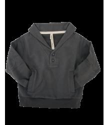 Gray Label Collar Sweater Gray Label - Collar Sweater - dark grey