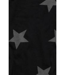 Nununu Bib STAR Nununu Bib, black, stars