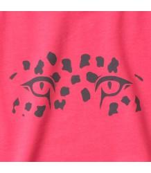Yporqué Short Sleeve Sweat - OUTLET Yporque, Short Sleeve Sweat, panter ogen, koraal