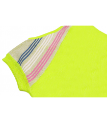 Endive Top Simple Kids Endive Top, knit, bizarre2, lime, neon