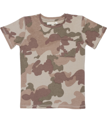 Soft Gallery Ashton Tee Soft Gallery Ashton Tee, camo aop
