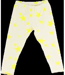 Noé & Zoë Leggings Noe & Zoe Leggings neon yellow stars