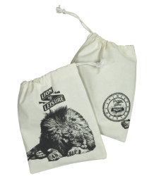 Lion of Leisure T-shirt LS Polar Lion of Leisure - T-shirt bag