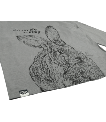 Lion of Leisure T-shirt LS Bunny Lion of Leisure T-shirt LM Bunny