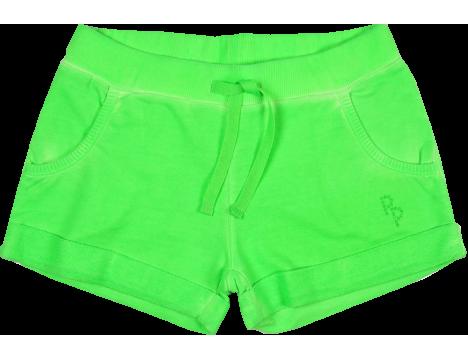 Patrizia Pepe Girls Fleece Shorts