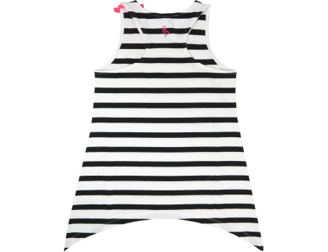 Patrizia Pepe Girls Striped Singlet