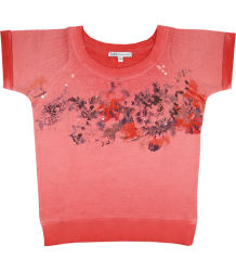 Patrizia Pepe Girls Flower Sweat Patrizia Pepe Girls Flower Sweat