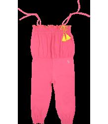 Patrizia Pepe Girls Jersey Jumpsuit Patrizia Pepe Girls Baby Jersey Jumpsuit pink