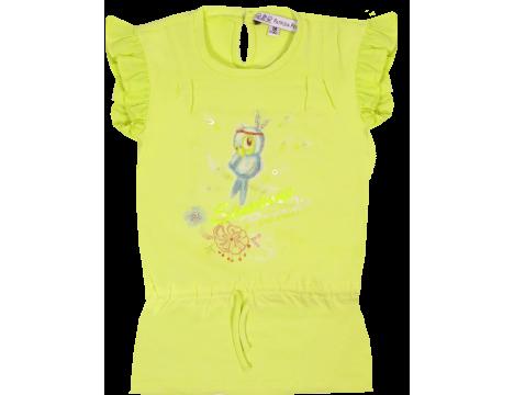 Patrizia Pepe Girls Jersey Tunic Dress