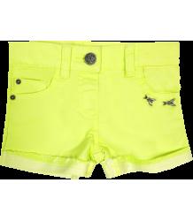 Denim Baby Shorts Patrizia Pepe Girls Denim Baby Shorts yellow