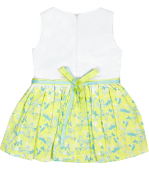 Patrizia Pepe Girls Butterfly Dress Patrizia Pepe Girls Butterfly Dress