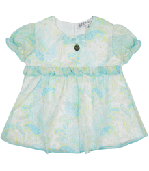 Paisley Blouse Top Patrizia Pepe Girls Paisley Blouse Top
