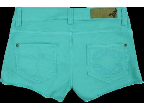 Patrizia Pepe Girls Lace Shorts